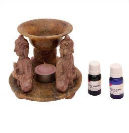 Aroma Lamp Set