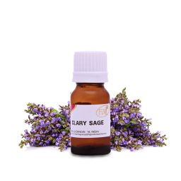 Clary Sage, Essential Oil, 10ml