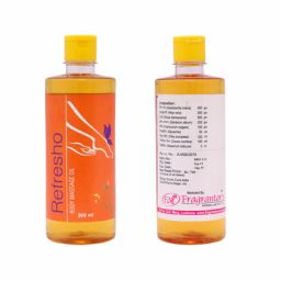 Refresho, Body Massage Oil, 500ml