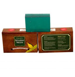 Sparsh Neem, Herbal Soaps, 75gm