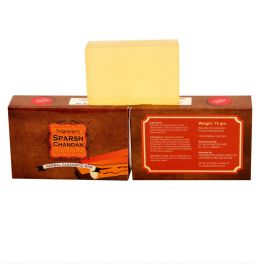 Sparsh Chandan, Herbal Soaps, 75gm