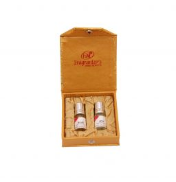 Gift Set, Joy and Blue, Alcohol Free Attar, 3ml